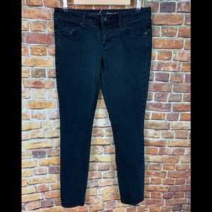 Merona Modern Skinny Dark Blue Jeans Size 6